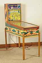 Gottlieb Basketball Pinball Machine (1949).