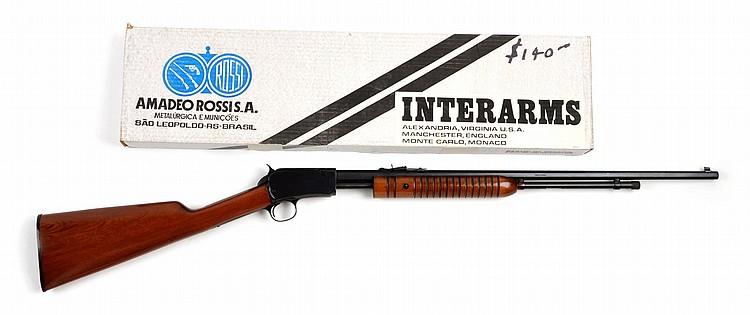 M) MIB Rossi Model 62 SA  22cal Pump Action Rifle