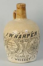 I.W. Harper Whiskey Jug.