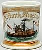 Ship Shaving Mug.
