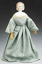 German Parian Lady Doll.