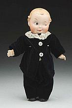 Saucy Heubach Winking Googly Doll.