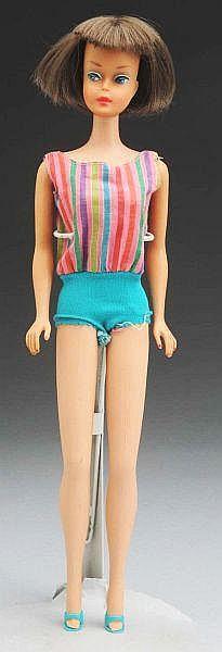 American Girl Barbie Doll.