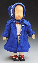 Kathe Kruse Child Doll I.
