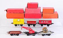 Lot of 7: Hornby Assorted Cars.