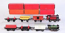 Hornby Assorted Trains.