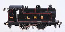 Hornby 040 Tank Locomotive.
