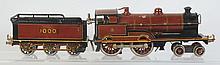 European Outline No.440 Wind-up Locomotive.