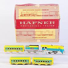 Hafner Boxed Passenger Set.