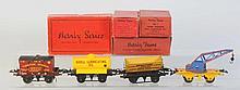Hornby O Gauge Train Set.