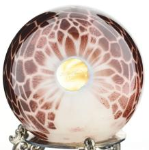 Lot 2012: Large Giraffe Contemporary Marble by Matthews.