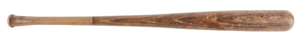 Hilleridge & Bradsby Co. Cy Williams Baseball Bat.