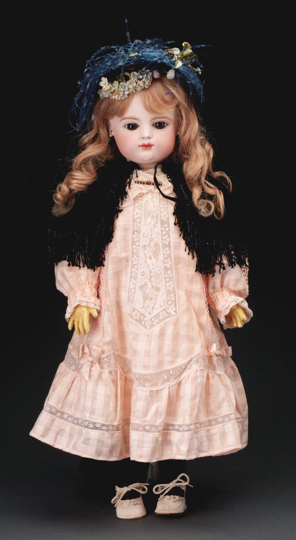 Lot 2064: Extremely Lovely Gauthier Bebe.