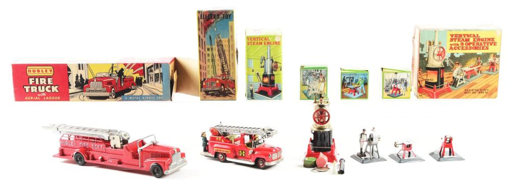 Lot 2289: Lot of 3: American, German & Japanese Made Toys.