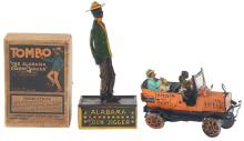 Lot 2299: Lot of 2: American Made African American Themed Toys.
