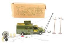 Lot 2365: Pressed Steel Lumar Utility Service Truck.
