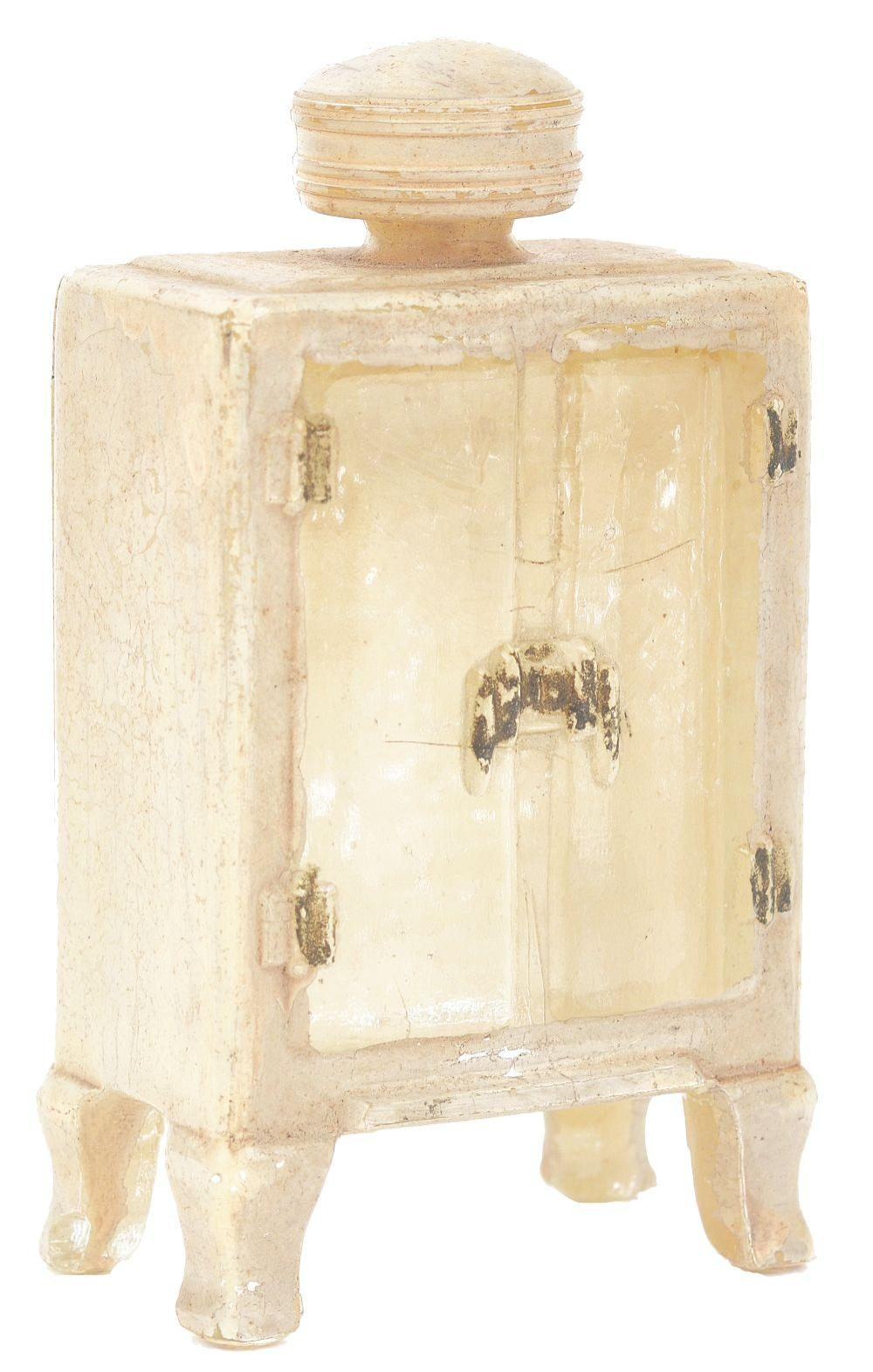 Lot 2465: Refrigerator Candy Container.