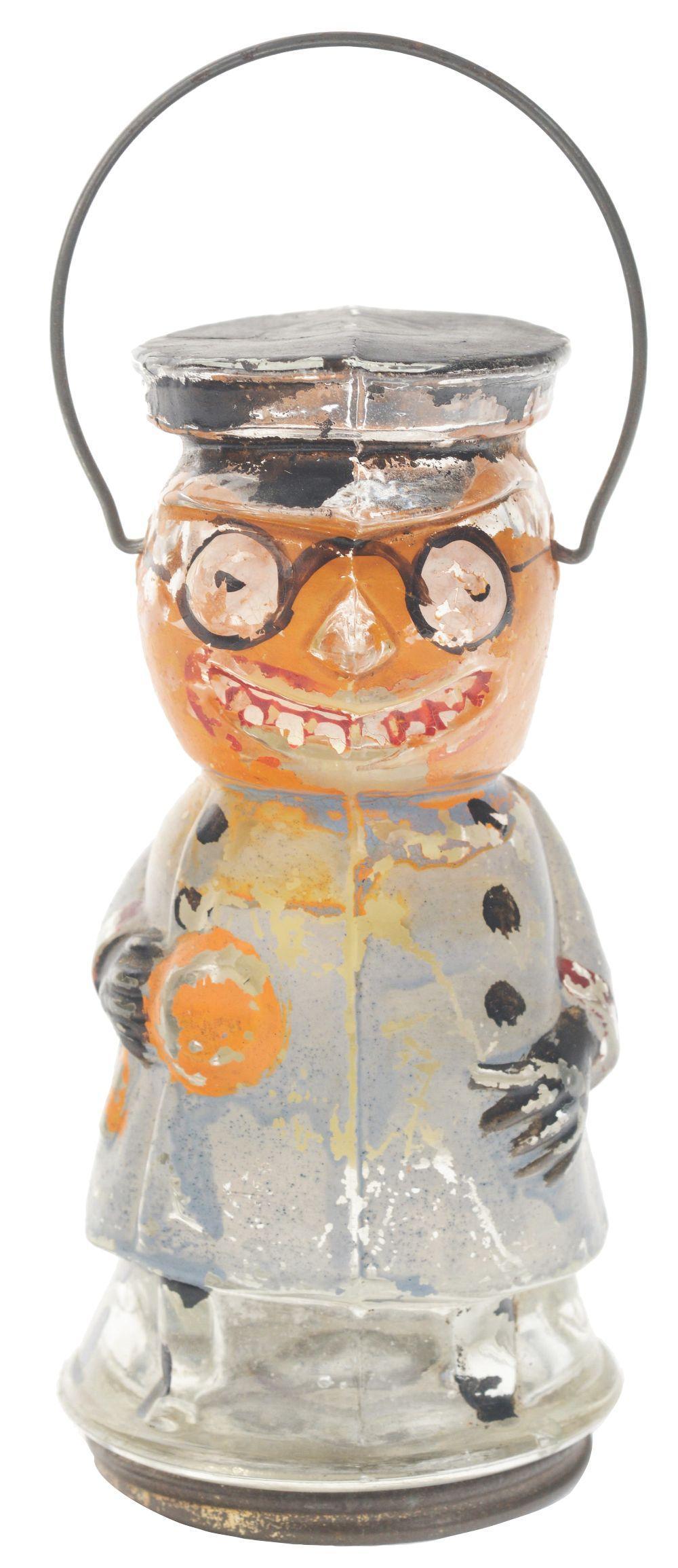 Lot 2463: Pumpkin Head Policeman.