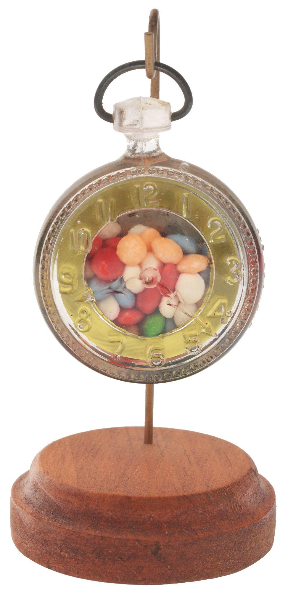 Lot 2467: Victor Watch Candy Container.