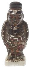 Lot 2470: Baseball Player on Base Candy Container.