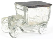 Lot 2525: Hearse Car Candy Container.