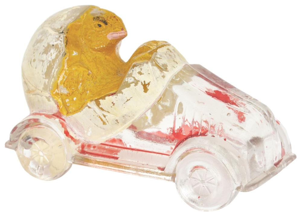 Lot 2566: Chick in Shell Auto with Balloon Tires.