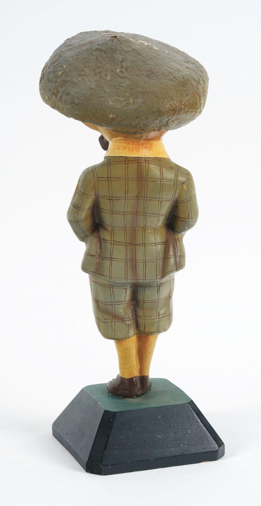 Lot 2593: He Played A Penfold Advertising Figure.