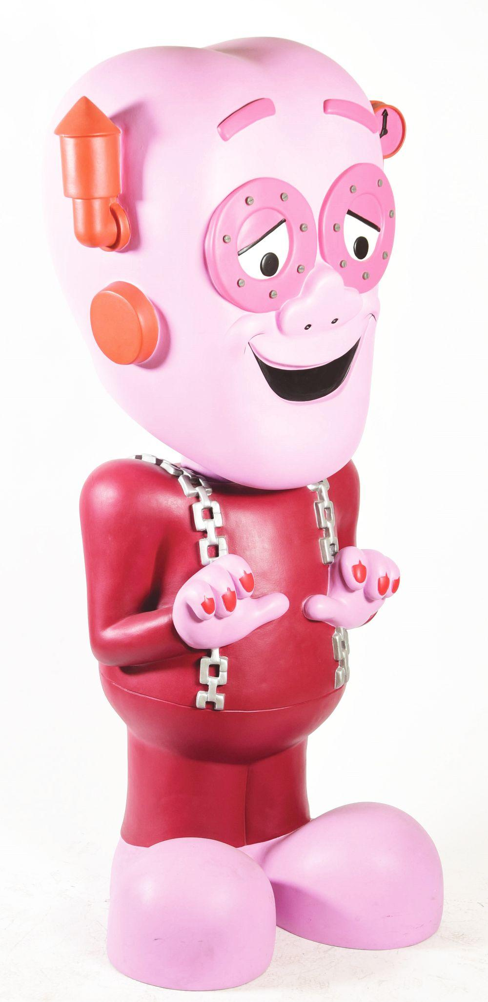 Lot 2607: Frankenberry Advertising Figure.