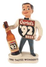 Lot 2650: Oertel's '92 Beer Advertising Figure.