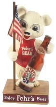 Lot 2663: Fehr's Bear Advertising Figure.