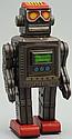 Tin Litho Battery-Operated Mr. Zerox.