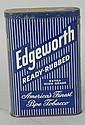 Edgeworth Blue Stripe Pocket Tin.