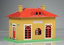 Lionel Station No.136 with Stop.