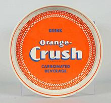 Lot of 2: Orange Crush Advertising Pieces.