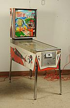 1967 Williams Blast Off Pinball Machine.