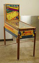 1952 Gottlieb All-Star Basketball Pinball Machine