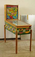 1952 D. Gottlieb & Co. Crossroads Pinball Machine