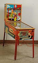 1954 Williams Spitfire Pinball Machine.