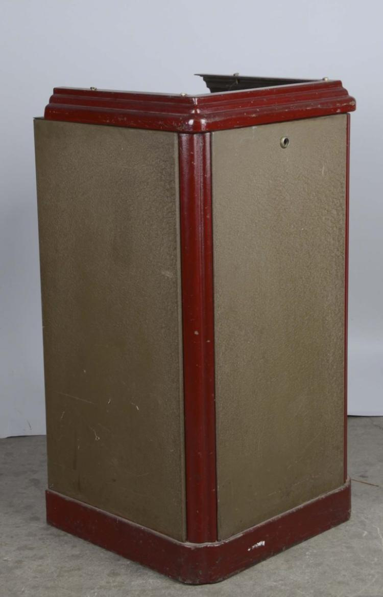 Pressed Steel Slot Machine Stand