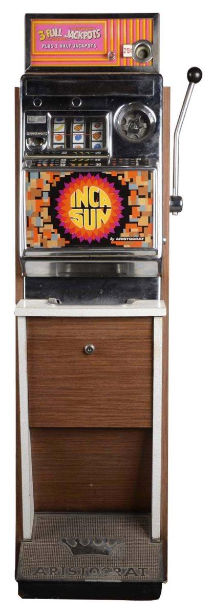 Inca Sun Slot Machine