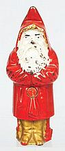 Cast Iron Santa Clause Still Bank.