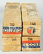 Lot of 4: Lionel Rail Chief Car Boxes.
