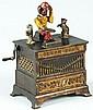 The Organ Bank Cat & Dog Mechanical Bank.