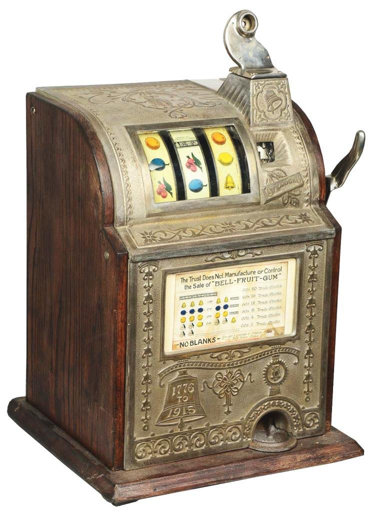 Bell slot machine