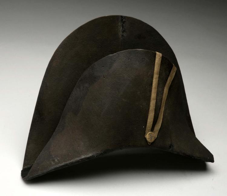 Bicorn Hat: French Officer's Bicorn Chapeau