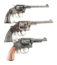 Smith & Wesson Revolvers for Sale at Online Auction | Buy