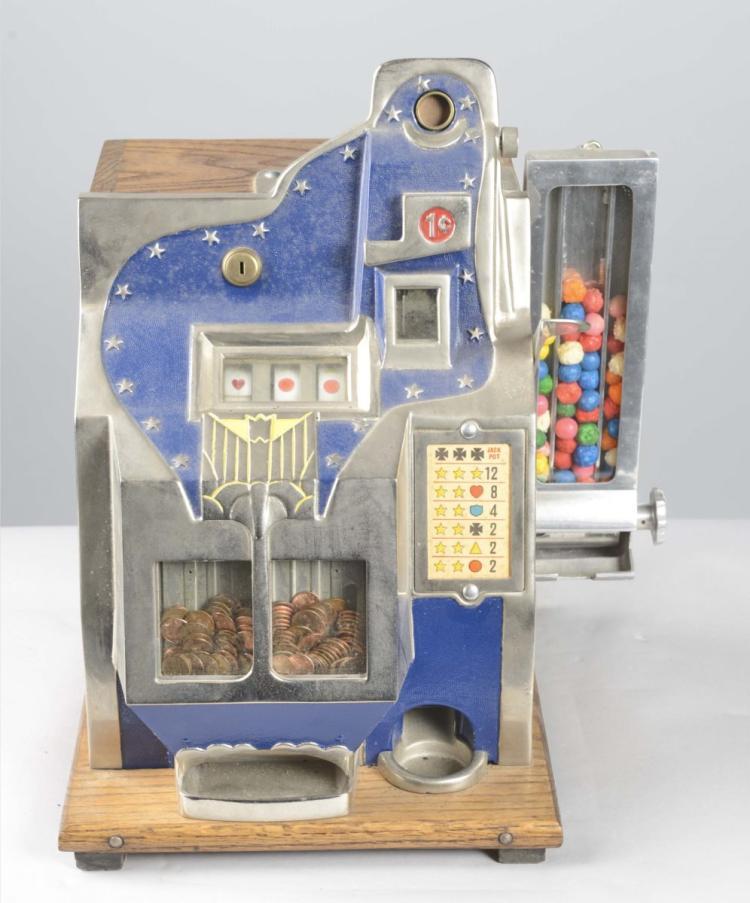 Mills qt firebird slot machine jim feist