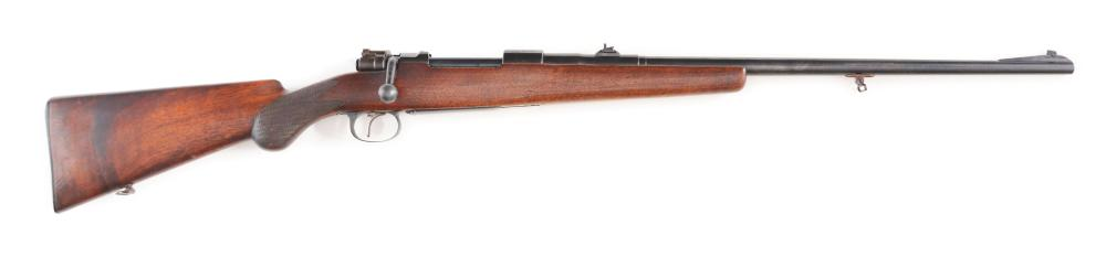 (C) FN MAUSER 98 BOLT ACTION SPORTING RIFLE.