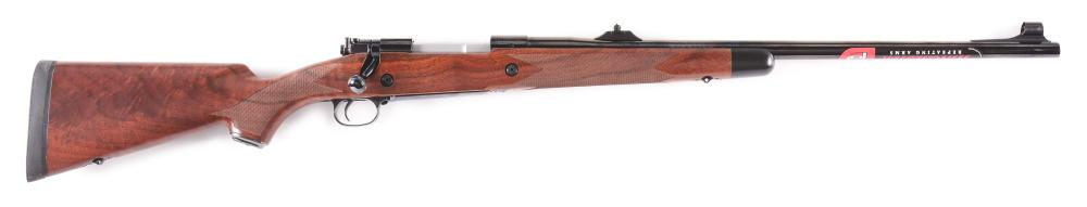 (M) BOXED WINCHESTER MODEL 70 SUPER GRADE .375 HOLLAND & HOLLAND BOLT ACTION RIFLE.