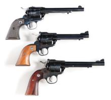 Ruger Single-Action Revolvers for Sale at Online Auction